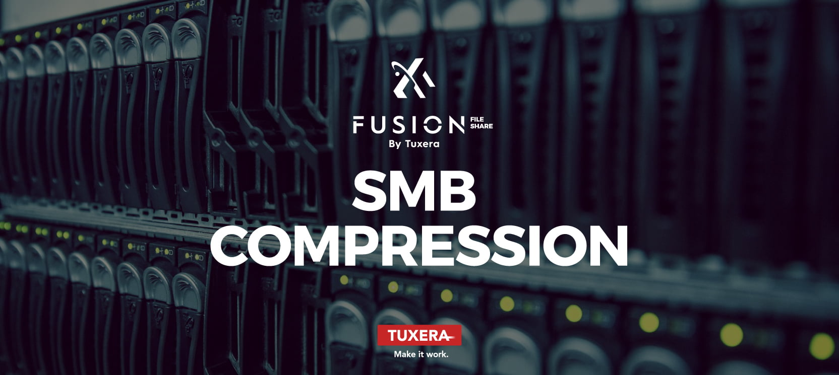 Tuxera First to Bring Network Bandwidth-Saving SMB Compression Feature to Linux Environments