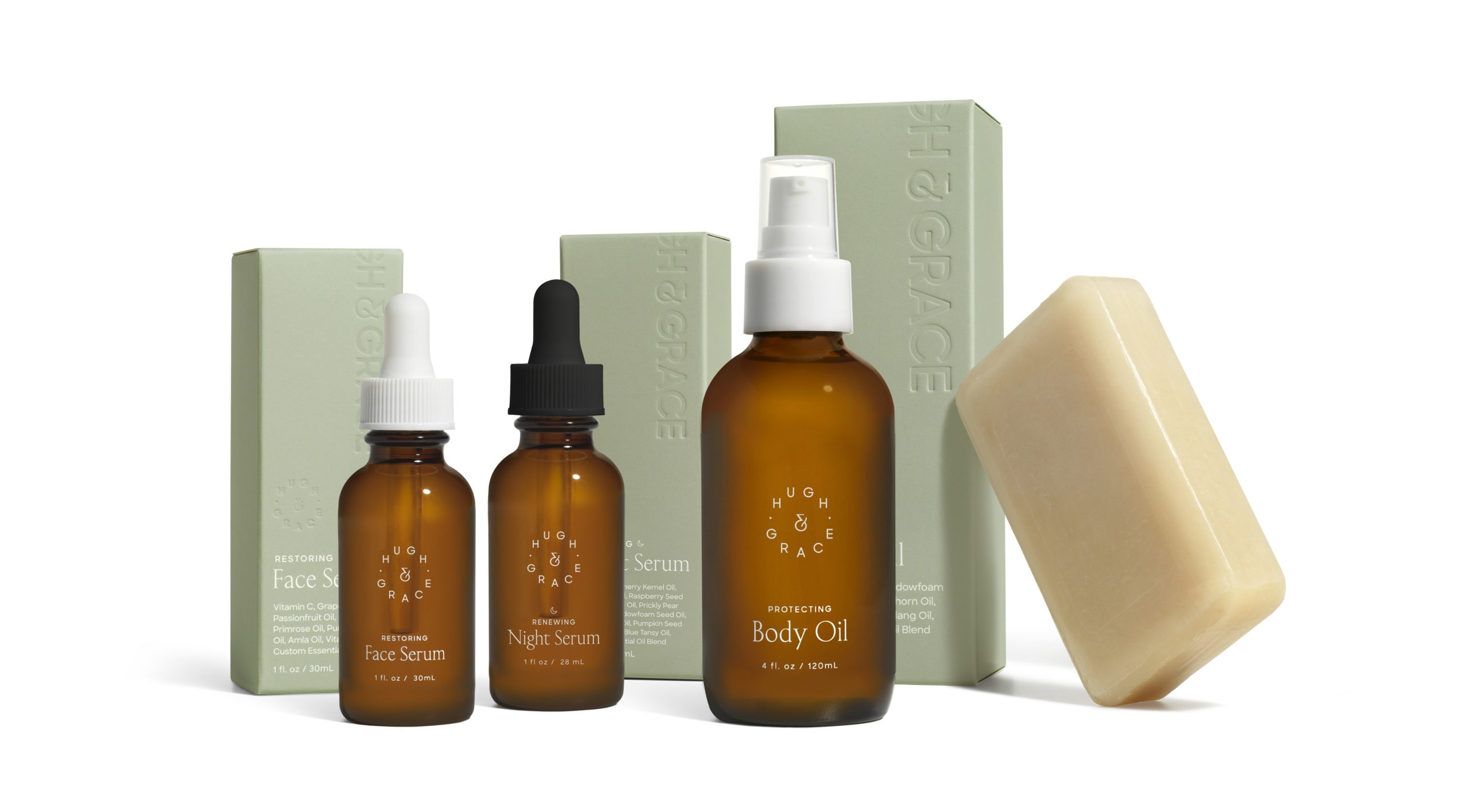 New Skincare Concept Hugh & Grace Introduces Nation's First Self-Care Brand Committed to Addressing Hormone Disruption Through Innovative Products & Education
