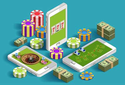 Should you play in an online casino through an app or browser?