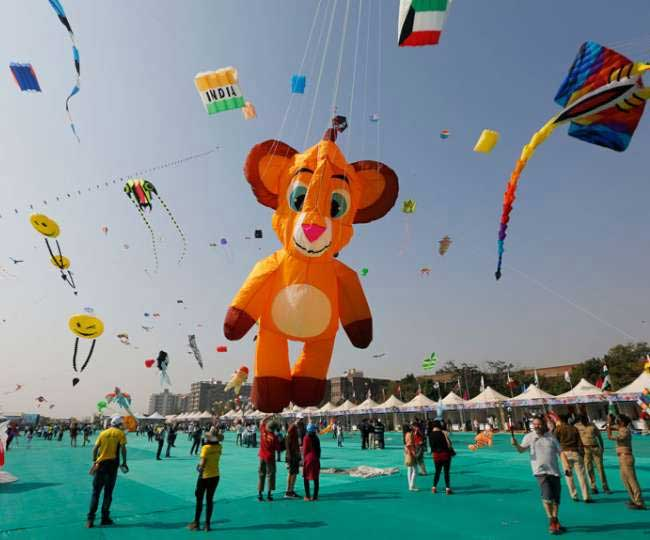 A Guide to the Iconic Kite Festival in Jaipur