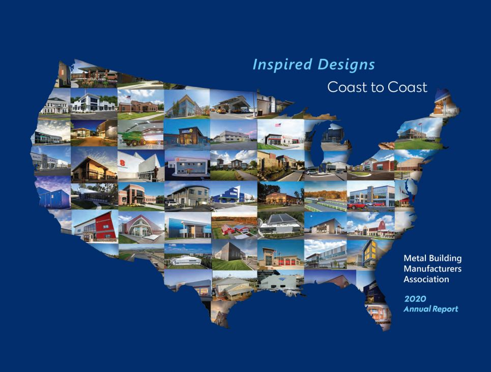 2020 MBMA Annual Report Now Available for Building Design and Construction Profession