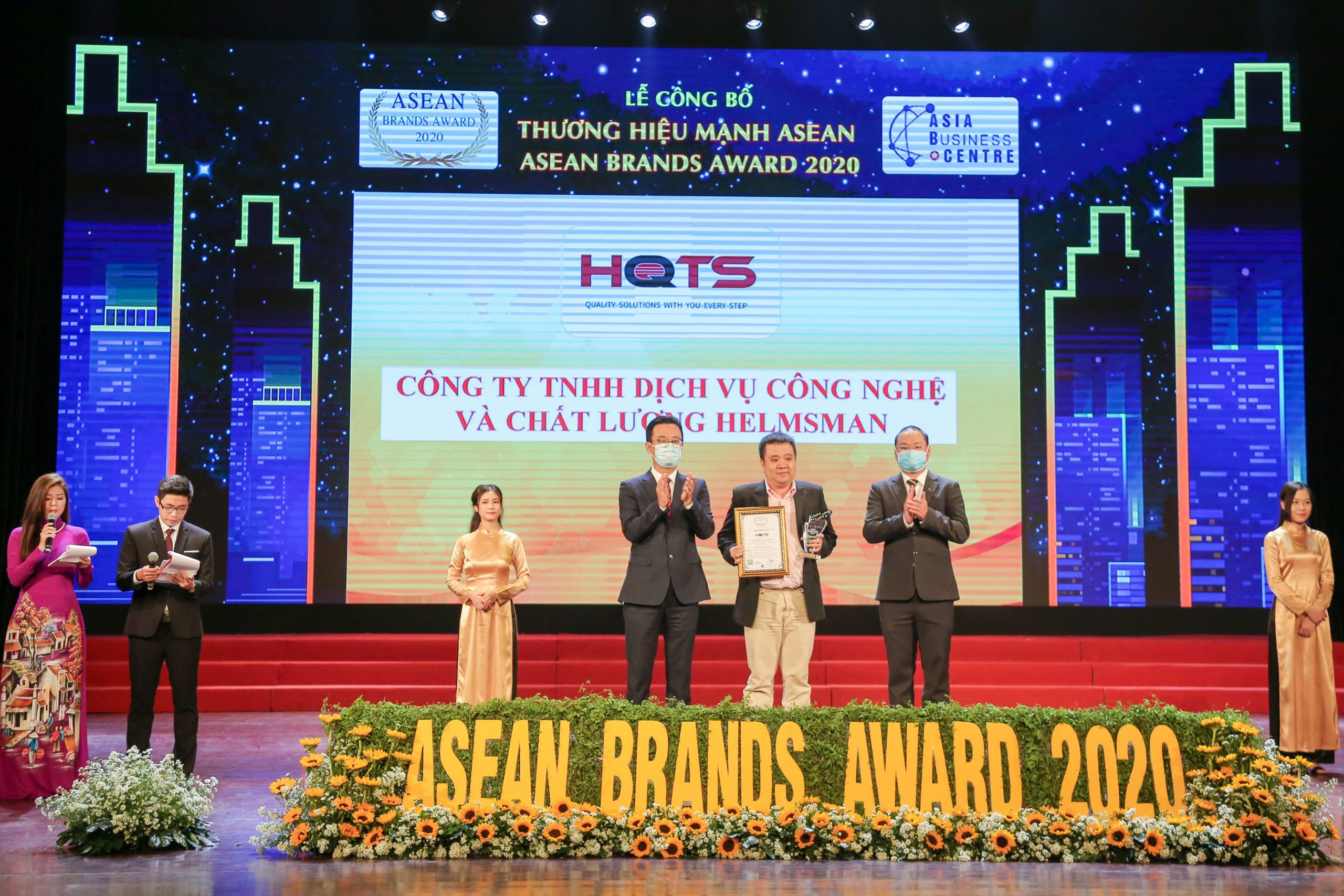 HQTS Named on Strong ASEAN Brands 2020 Top 10 List – Recognising the Best Businesses in Southeast Asia