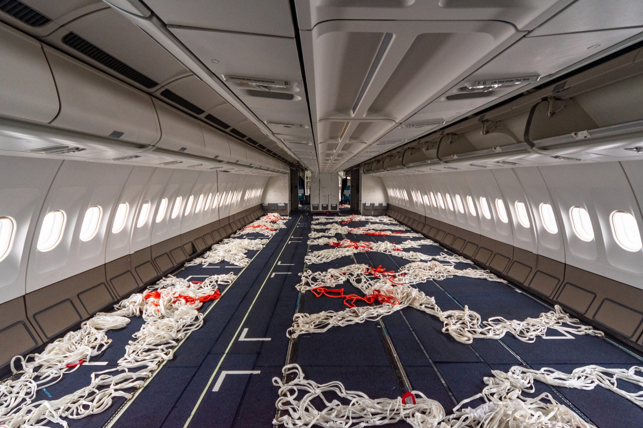 AELF FlightService Partners With Avianor on A330 Auxiliary Cargo Conversions