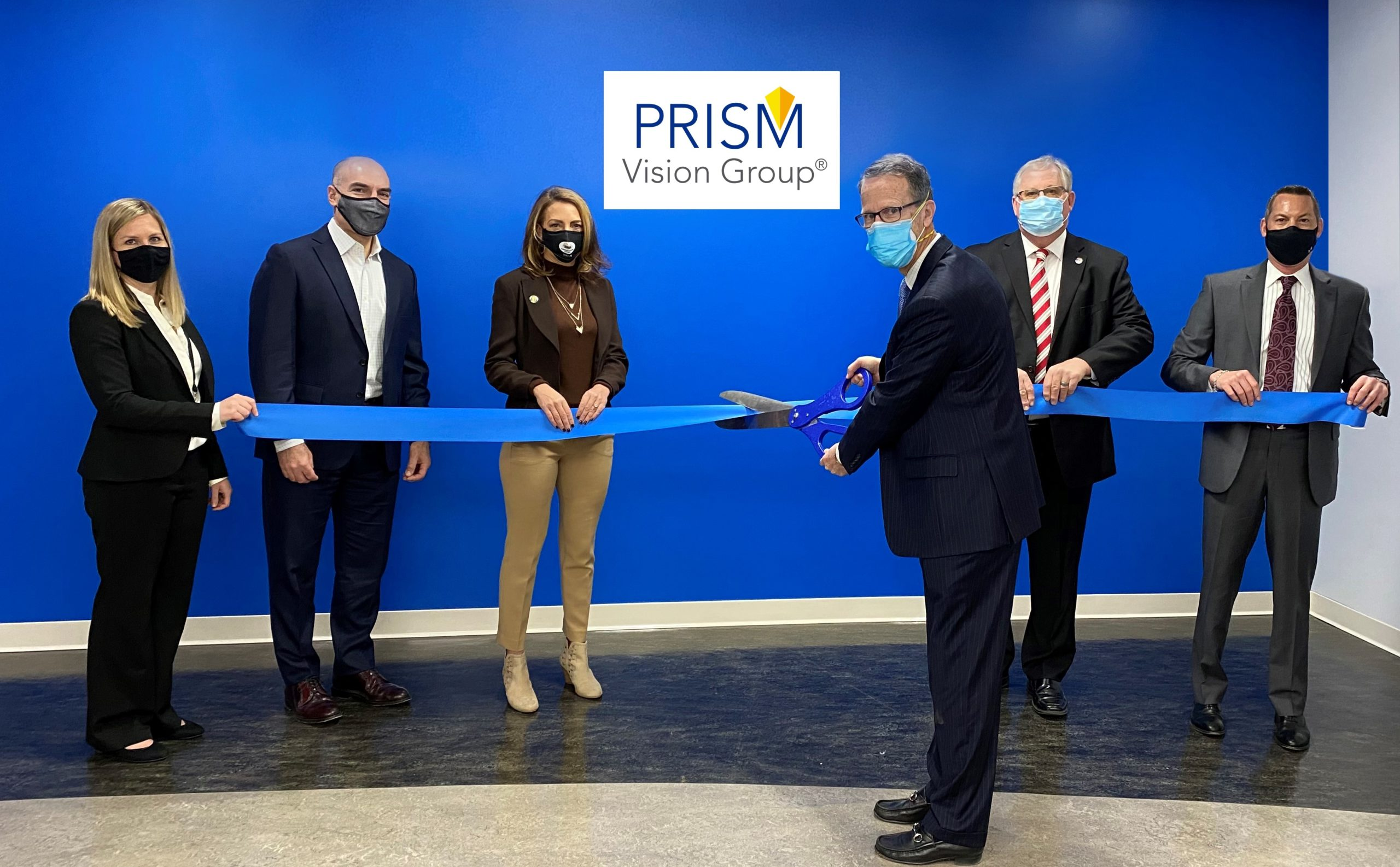 PRISM Vision Group® Moves Headquarters to Berkeley Heights, NJ