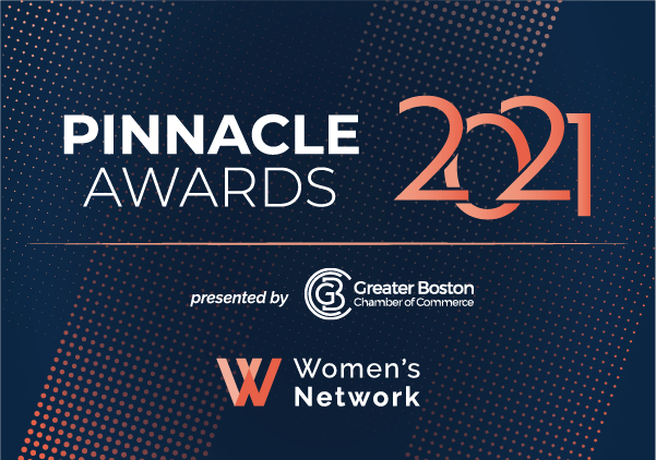 Nine Greater Boston Leaders Awarded 2021 Pinnacle Awards for Outstanding Achievement in Business and Management