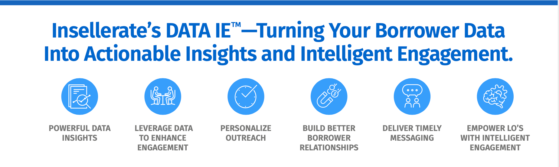 Insellerate Launches DATA IE™ Solution