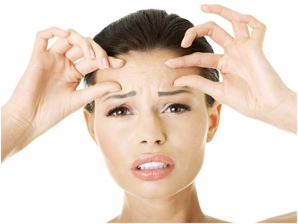 How to Minimize and Prevent Glabellar Lines (Also Known as Forehead Furrows)