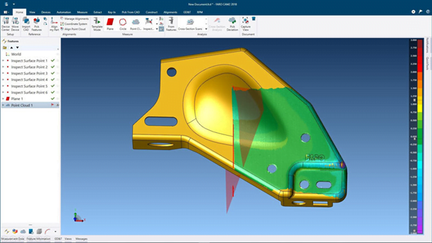 FARO Expands Usage of HOOPS Toolkits to Enhance Its Industry-Leading Metrology Software, CAM2