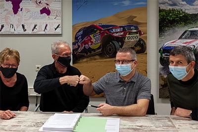 KW Automotive Acquires Reiger Racing Suspension