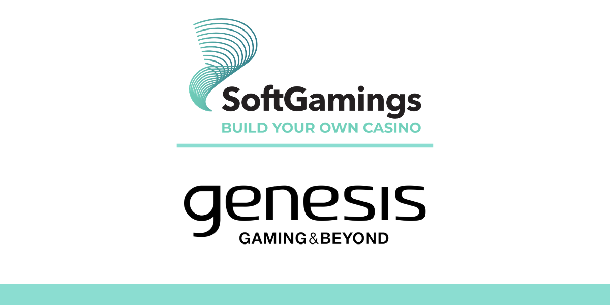 Genesis Gaming Partners with SoftGamings