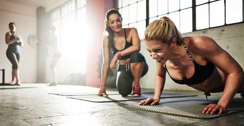 6 Traits of a Great Personal Trainer