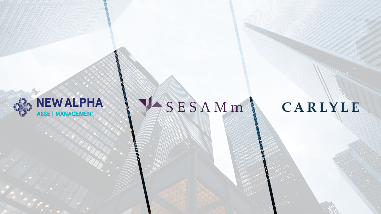 SESAMm Closes Series B Round With NewAlpha Asset Management and the Carlyle Group