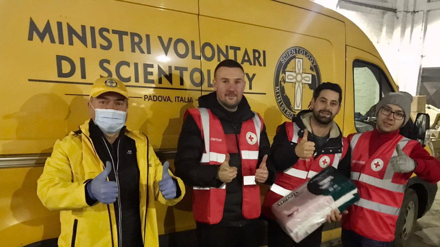 Scientology Volunteer Ministers to Return to Croatia With Additional Humanitarian Aid