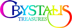 Crystalis Treasures: A Spiritual Store Specializing in Crystals and Minerals, Offers Chakra Crystals Online