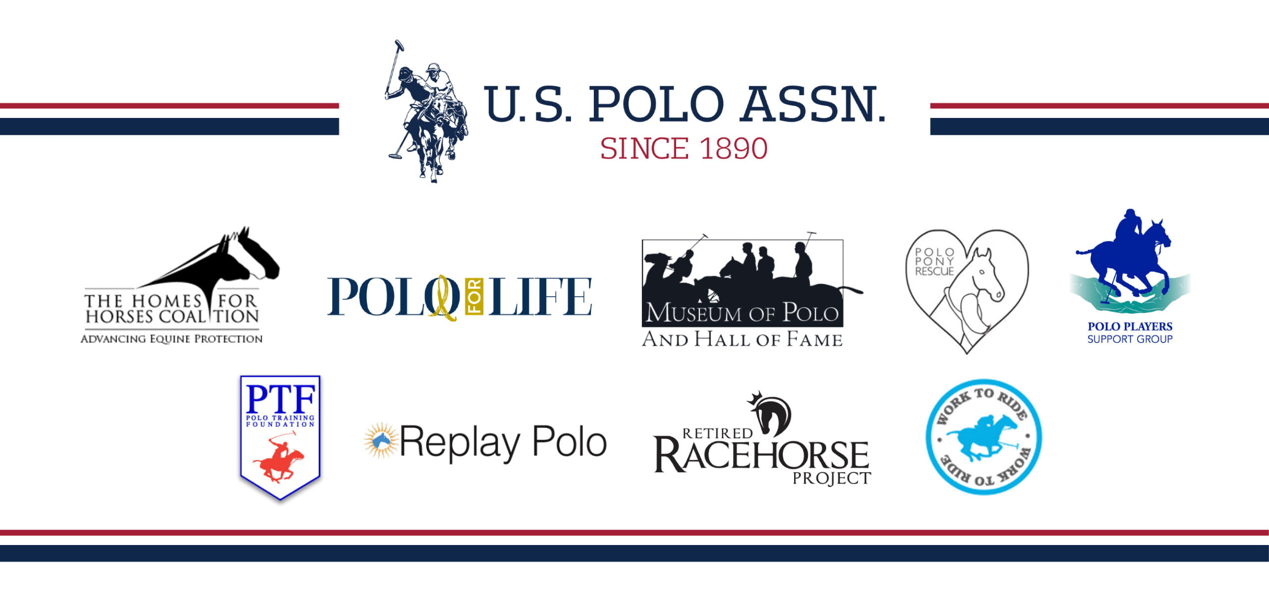 U.S. POLO ASSN. AND THE GAUNTLET OF POLO® TOURNAMENT SERIES PARTNER TO SUPPORT NOTABLE POLO CHARITIES