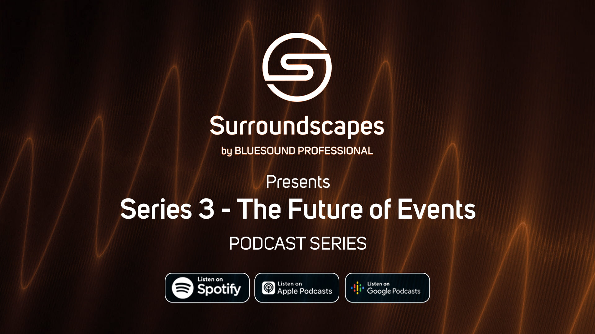Bluesound Professional's 'Surroundscapes' Podcast Returns for Series 3