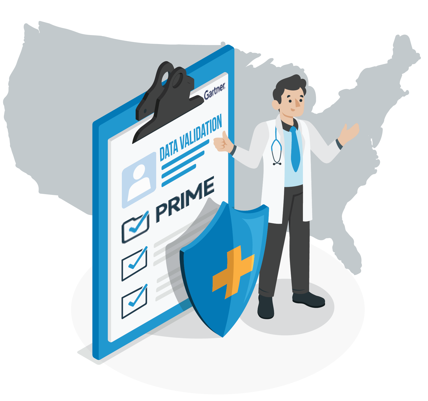 PRIME Recognized in Gartner's Market Guide for US Healthcare Payers' Provider Network Management (PNM) Solutions