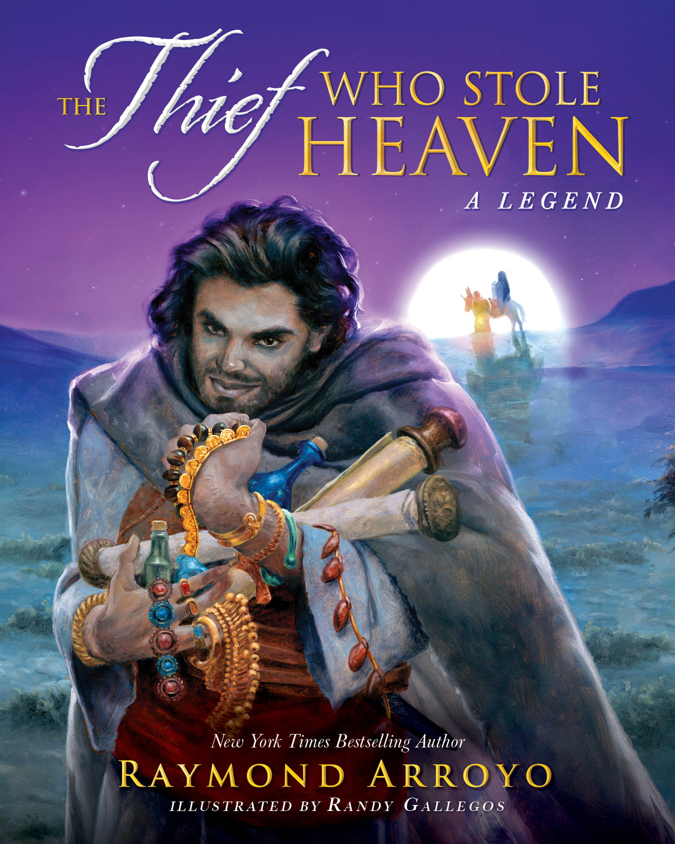 The Thief Who Stole Heaven, Newest Book in Beloved and Bestselling Legend Series, to Be Released in Time for Easter Season