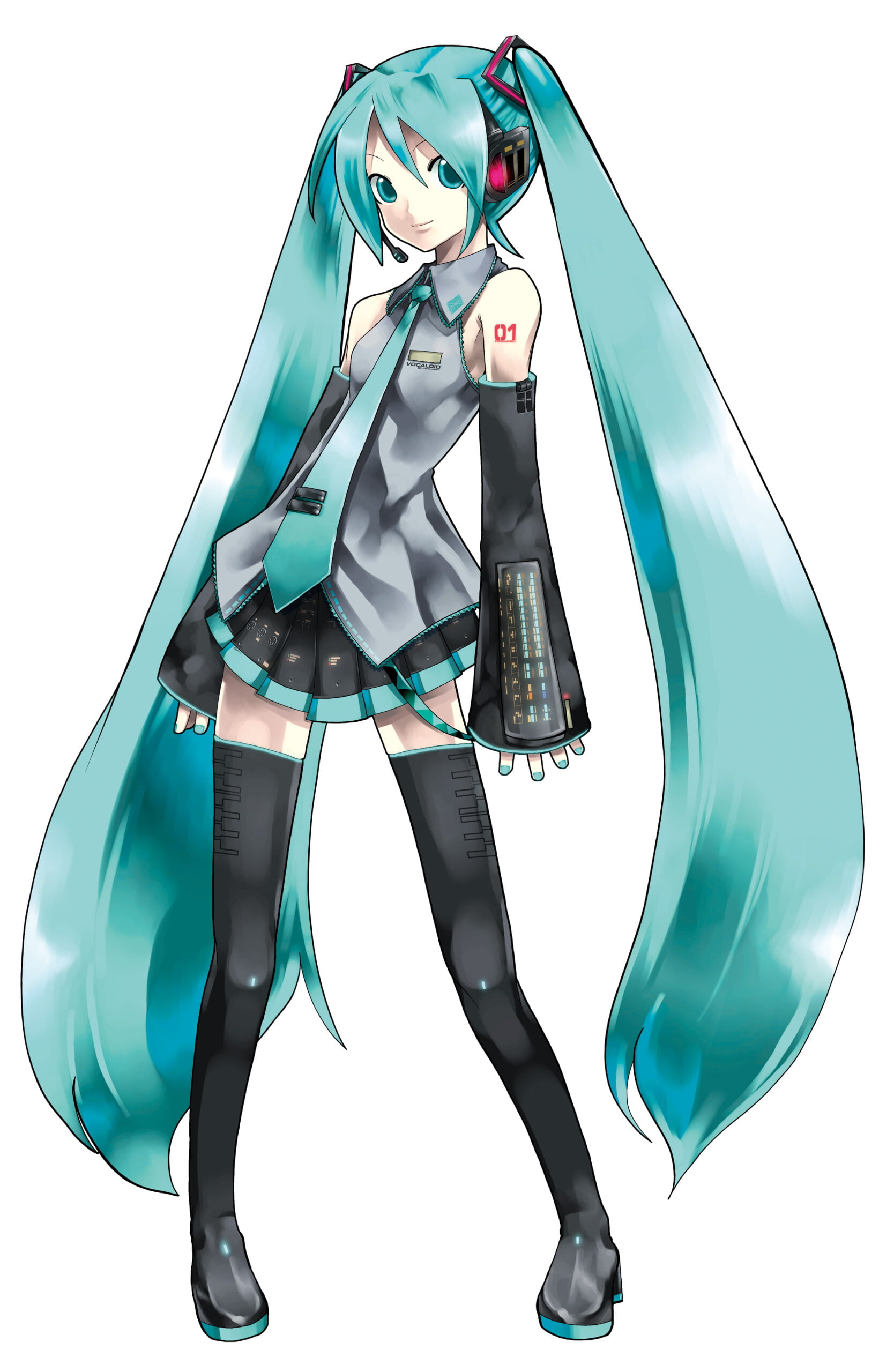 Graphic India Announces New Animated TV Series With Hatsune Miku – the Virtual Global Popstar