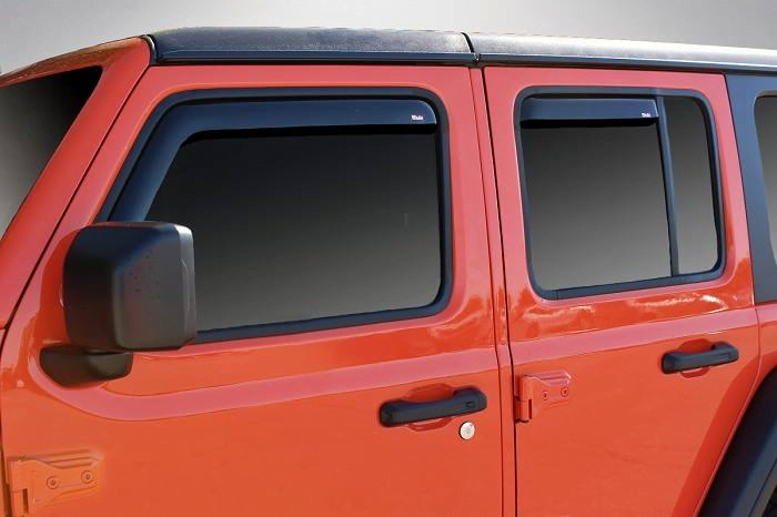 Wade Auto Offers Top Wind Deflectors that are Proudly Designed and Handcrafted in the USA
