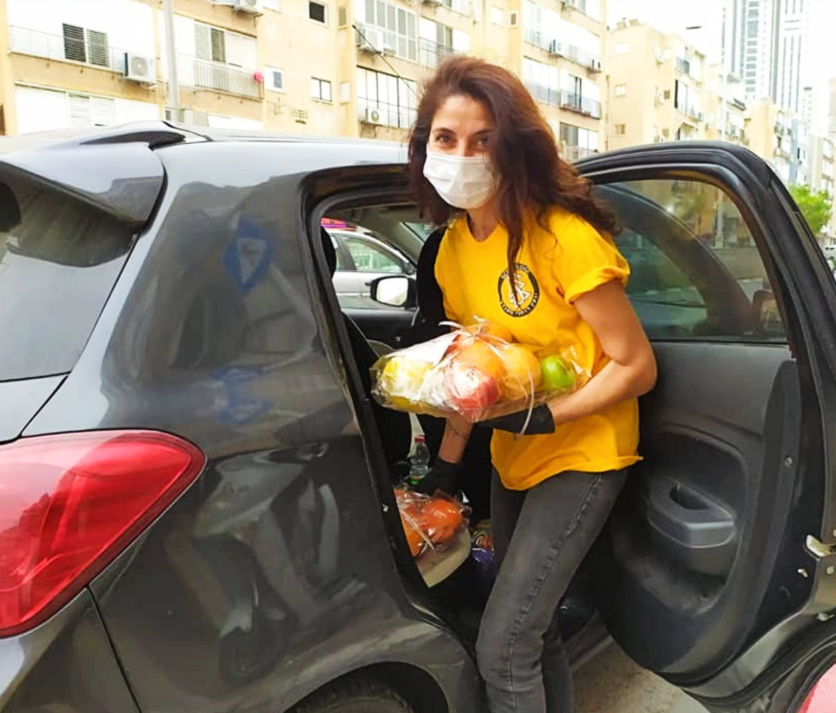 Scientology Volunteers of Tel Aviv: On the Pulse of the Community's Needs Through the Long and Debilitating Pandemic