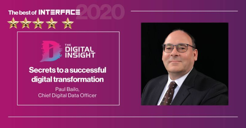 Award-Winning Thought Leader Paul J. Bailo, PhD, Outlines Why Digital Transformation is Key to Survival