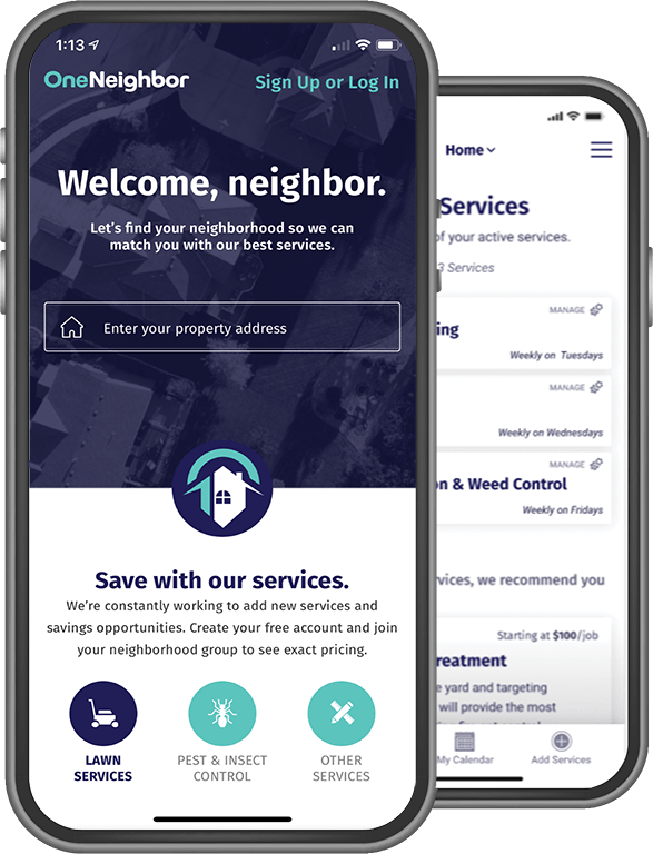 OneNeighbor Disrupts the Lawn Care and Home Services Industry, Releases New Mobile App and Quickly Expands Services to 10,000 Neighborhoods in Texas and Florida