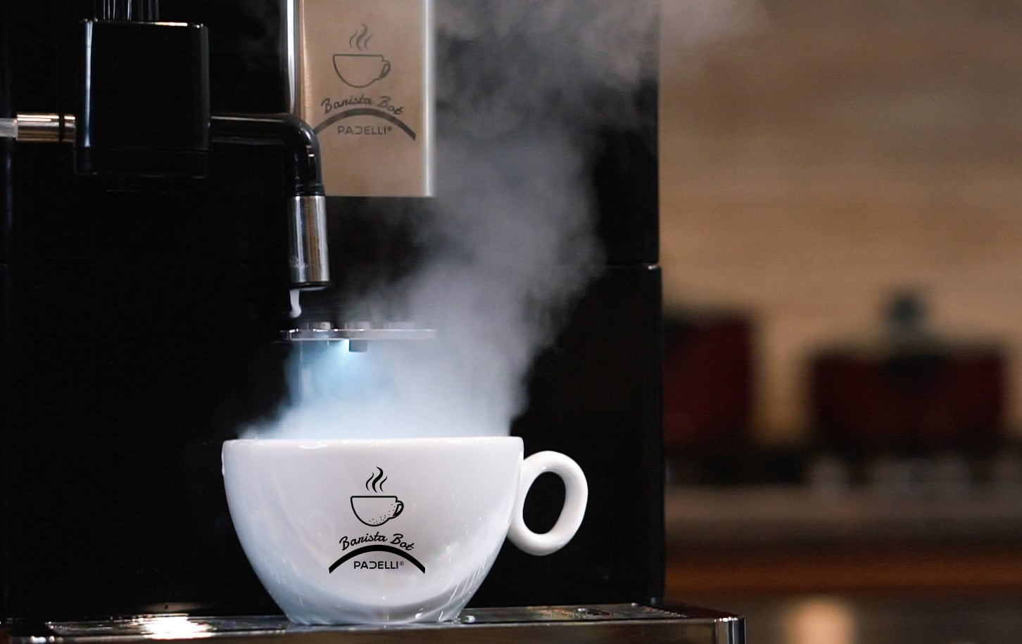 Inext Solutions introduces the Barista Bot. A bean-to-cup coffee machine that'll make drinkers ask 'where ya bean all my life?'