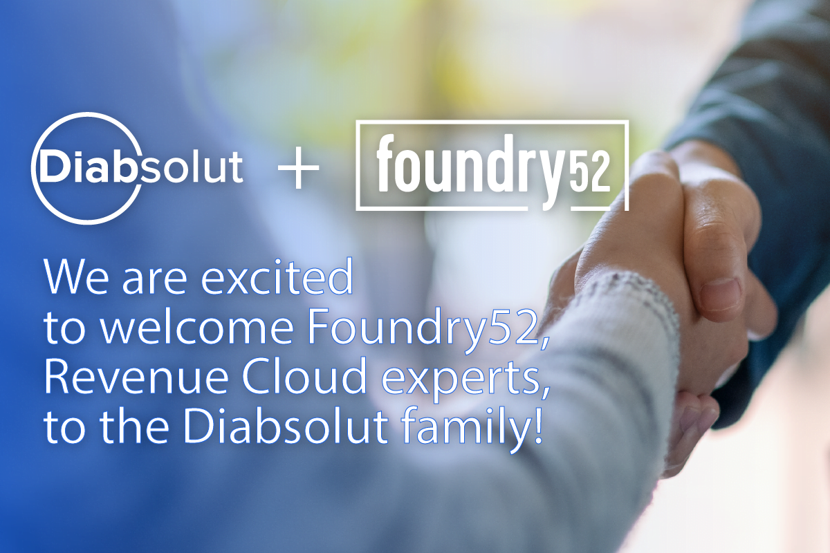 Diabsolut Acquires Foundry52, a World-Class Consulting Firm Specializing in Salesforce Revenue Cloud and FinancialForce Implementations
