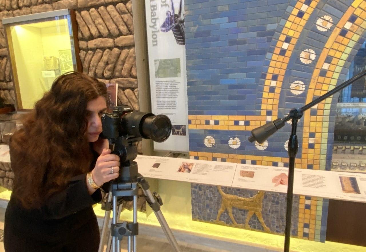 California Producers Partner With Iraqi-American Award-Winning Documentary Filmmaker Weam Namou