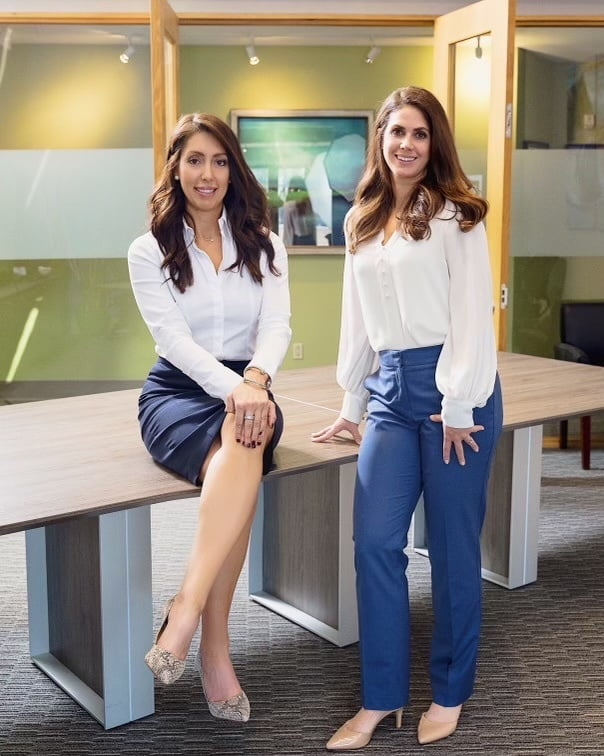 Cortney Milner and Kathleen Townsend Promoted to Partner at Blue Rock Avenue One