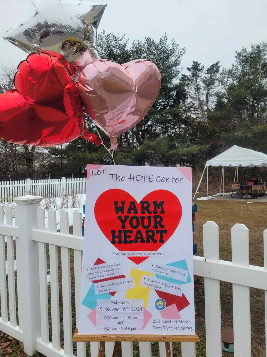 The HOPE Center warms hearts in Ocean County