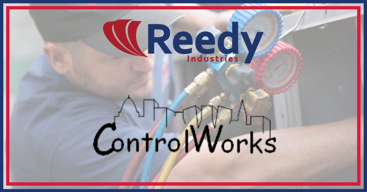 Reedy Industries Acquires Control Works, Inc.