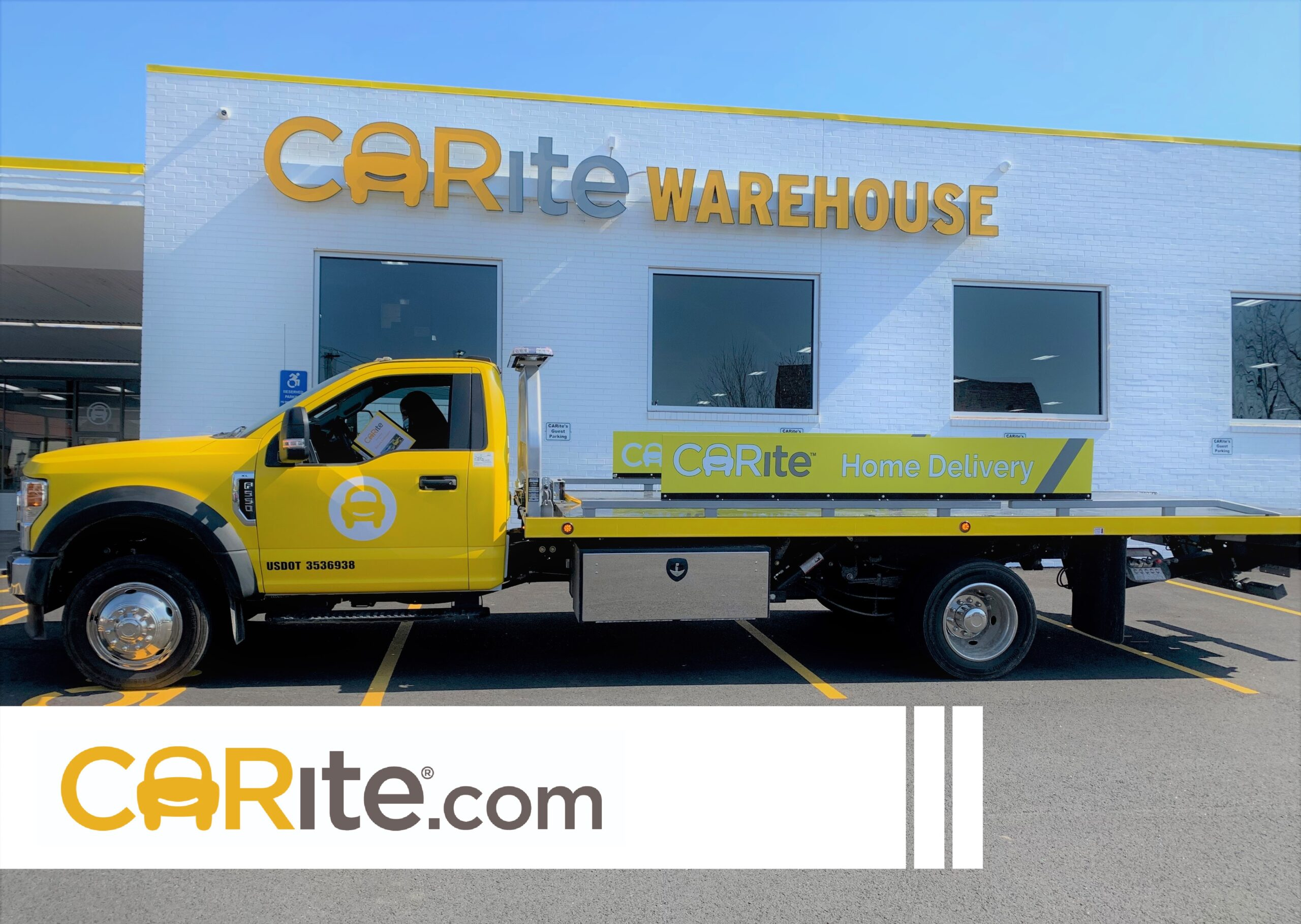 CARite Begins Home Delivery Service