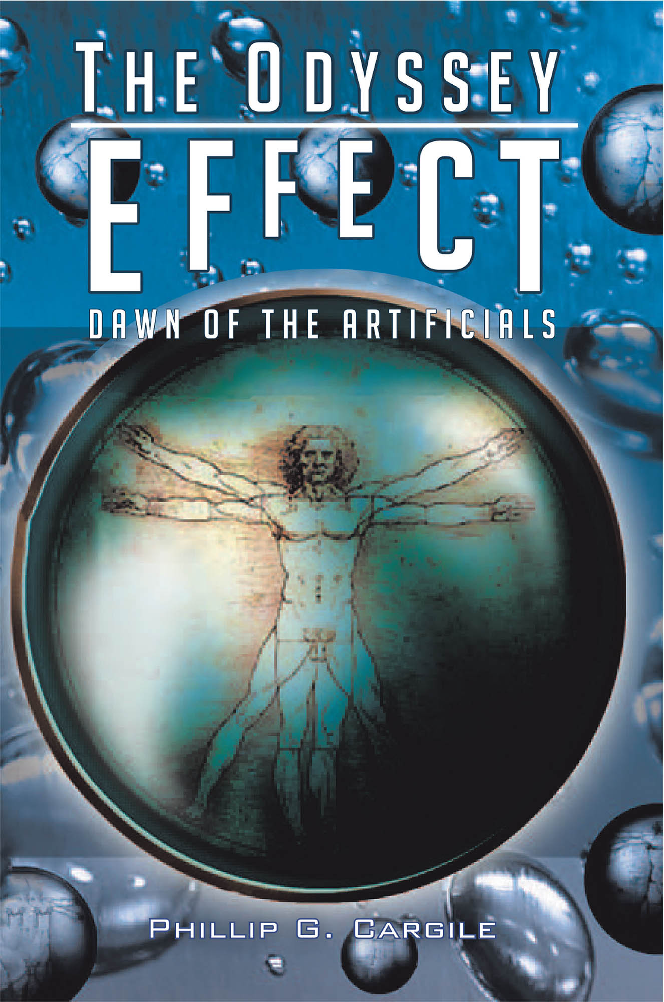 Phillip G. Cargile's New Book 'The Odyssey Effect' is a Thrilling Mission of Saving Mankind From the Annexation of Artificial Intelligences
