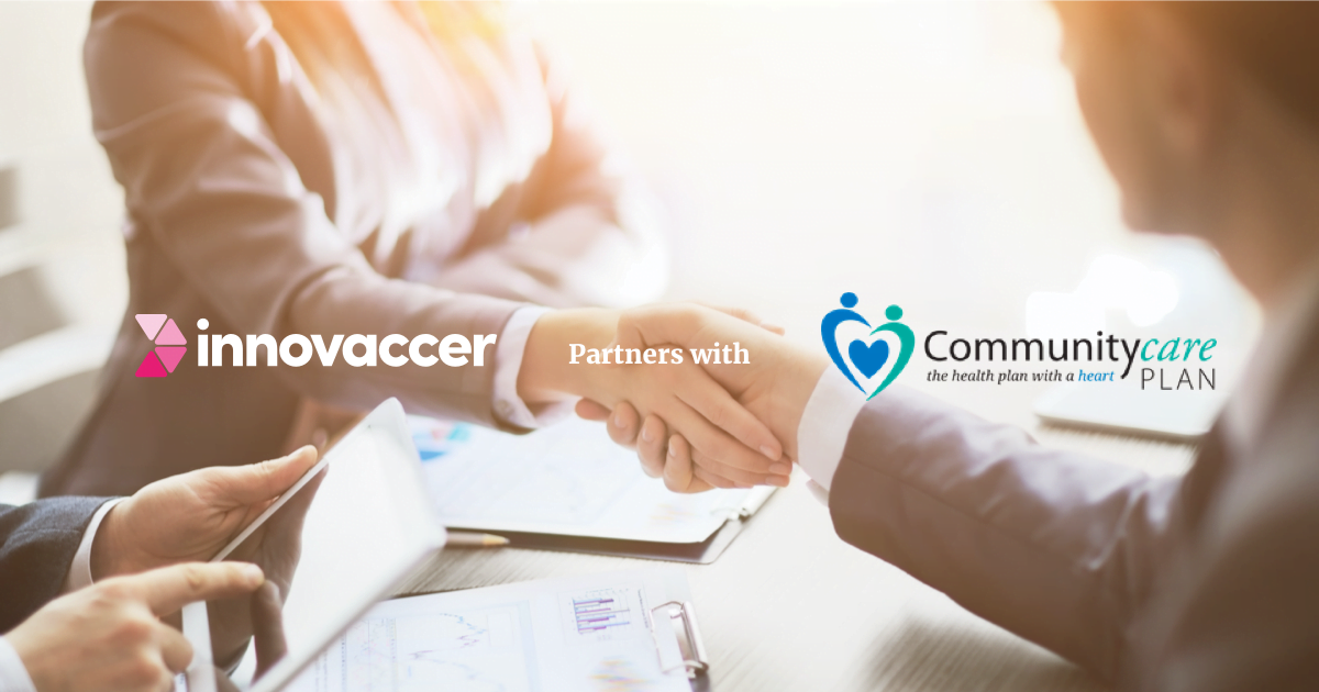Community Care Plan Builds the Future of Payer Provider Collaboration on the Innovaccer Health Cloud