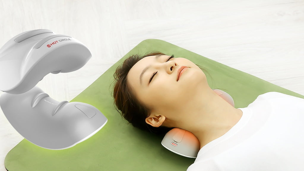Thermal Technology Consumer Product Company SPCARE Set to Launch HOT CIRCLE ALPHA NECK, a Heated Cervical & Thoracic Massager on Kickstarter