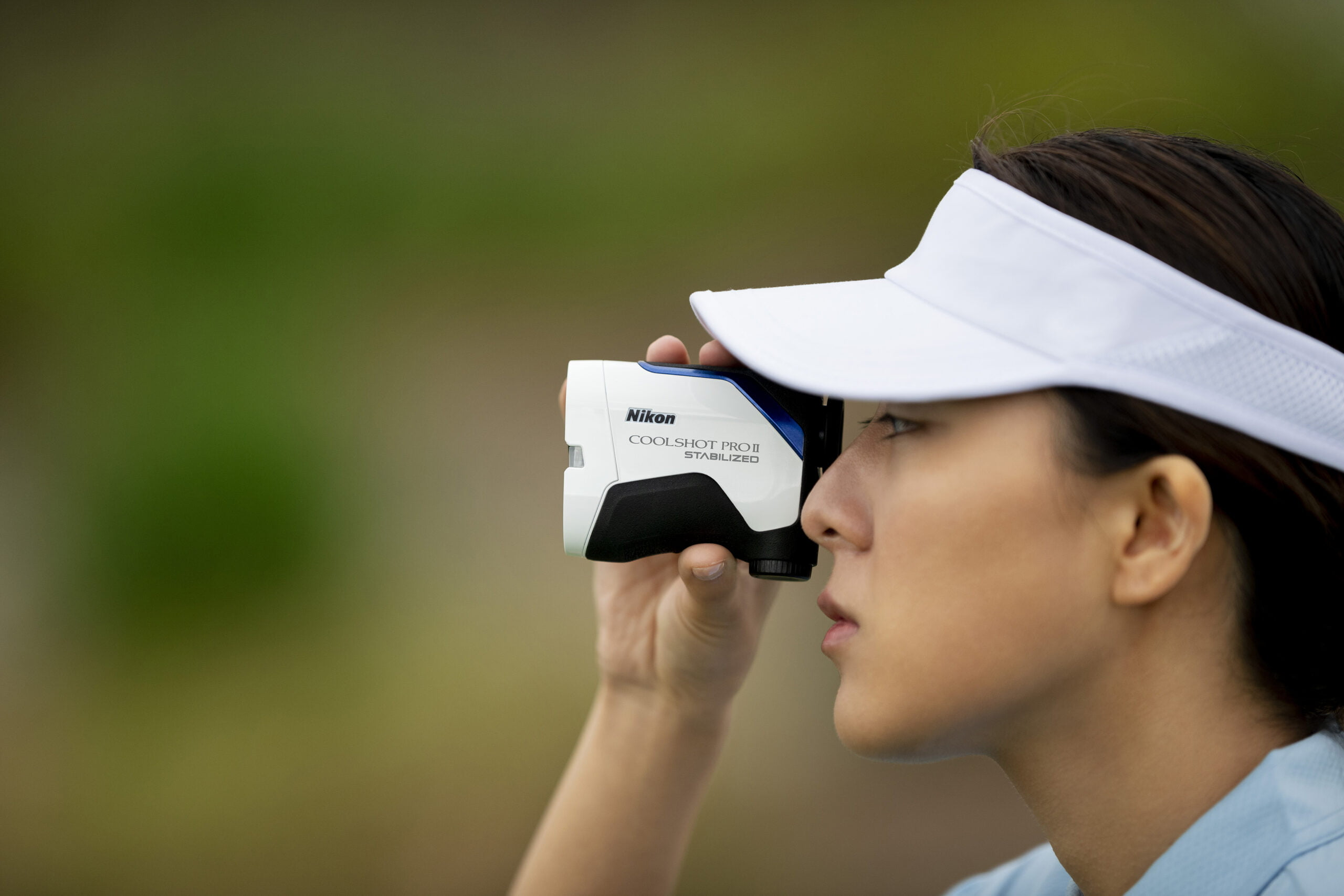 NIKON'S TWO NEW LASER RANGEFINDERS BRING a GOLFER'S GAME to the NEXT LEVEL: COOLSHOT PROII STABILIZED and COOLSHOT 50i