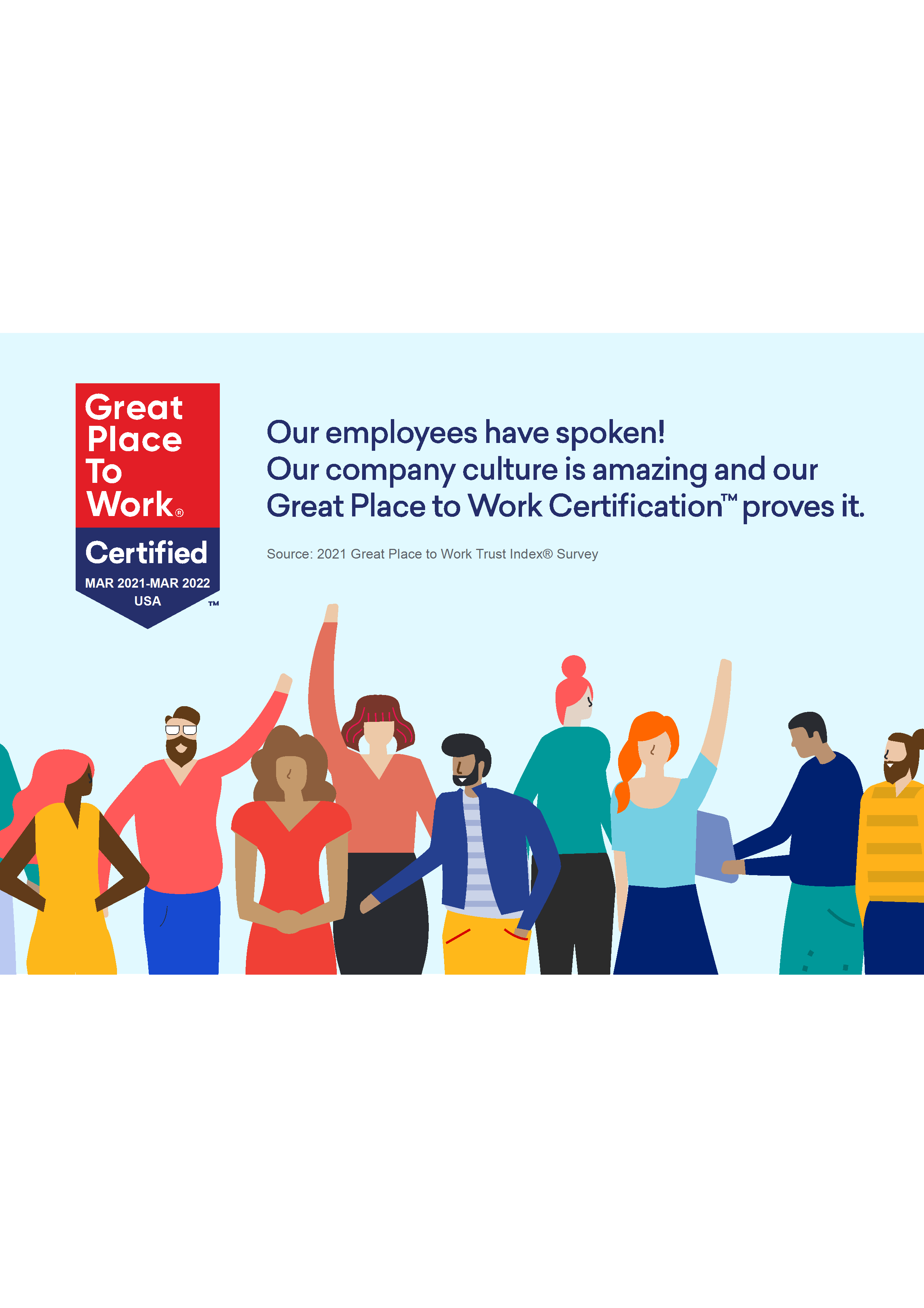 Abacus Life Earns 2021 Great Place to Work Certification™