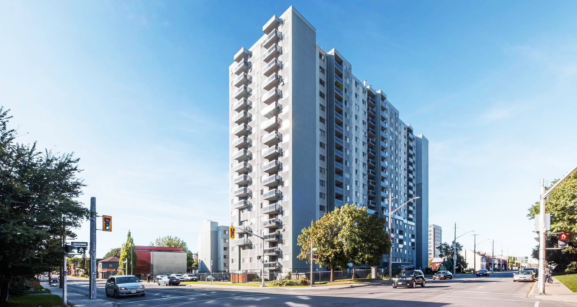Equiton Residential Income Fund Acquires Hamilton Apartment Buildings