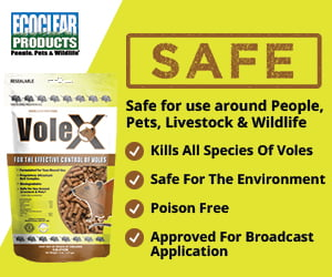 Nutrien Ag Solutions Signs Distribution Agreement With EcoClear for Non-Toxic VoleX™