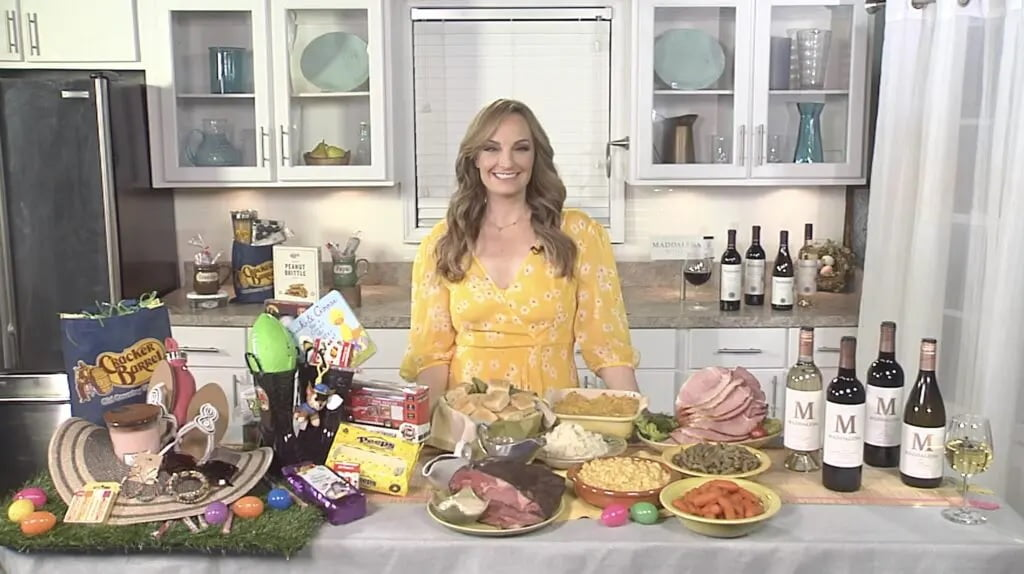 Creative Holiday Entertaining with Chef Parker Wallace and TipsOnTV