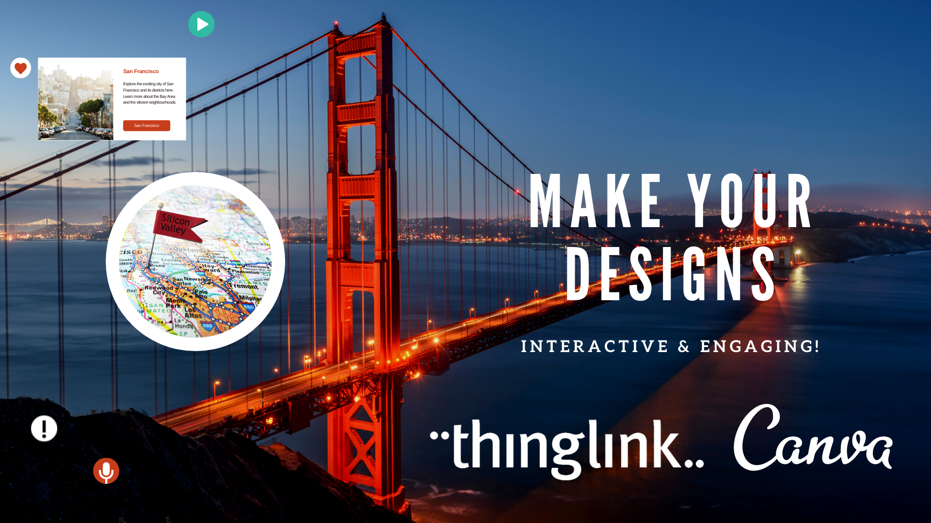 ThingLink Partners With Canva Bringing New Design Power to Millions of Visual Content Creators