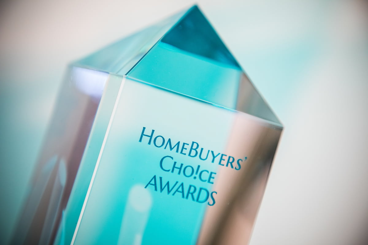 THE OLSON COMPANY TAKES HOME TOP AWARD at the 25th ANNUAL HOMEBUYERS' CHOICE AWARDS, PRESENTED by ELIANT