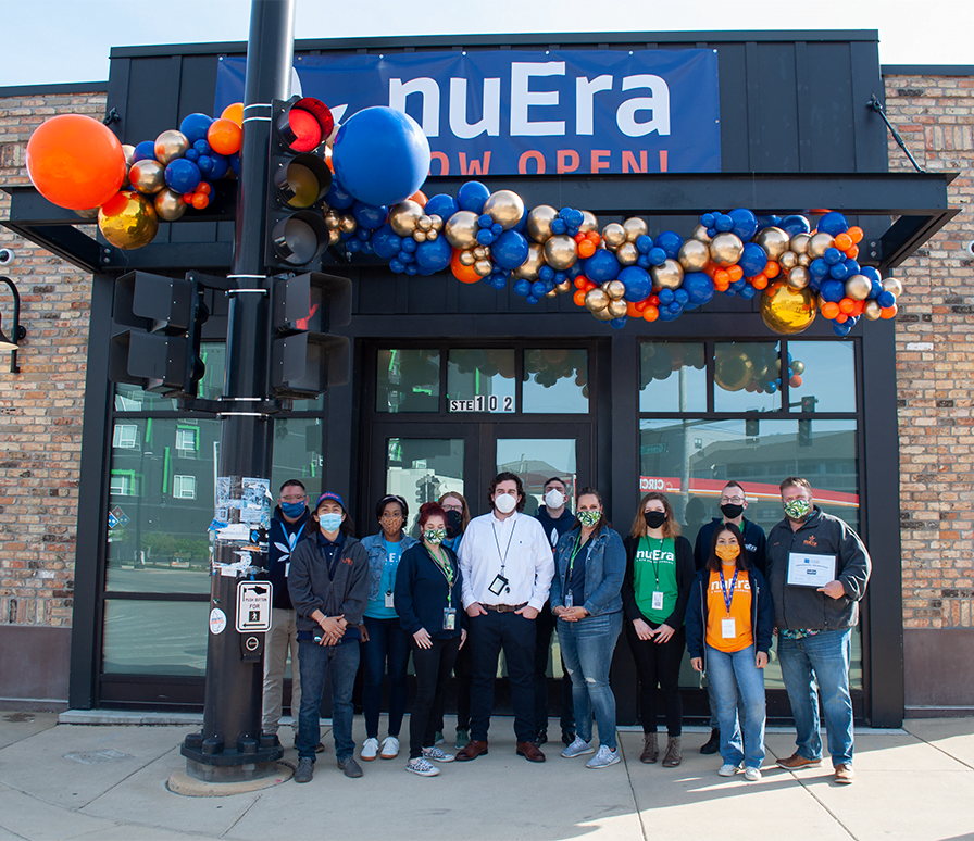 nuEra Announces Grand Openings of Their Two New Cannabis Dispensaries in Champaign and Pekin, IL