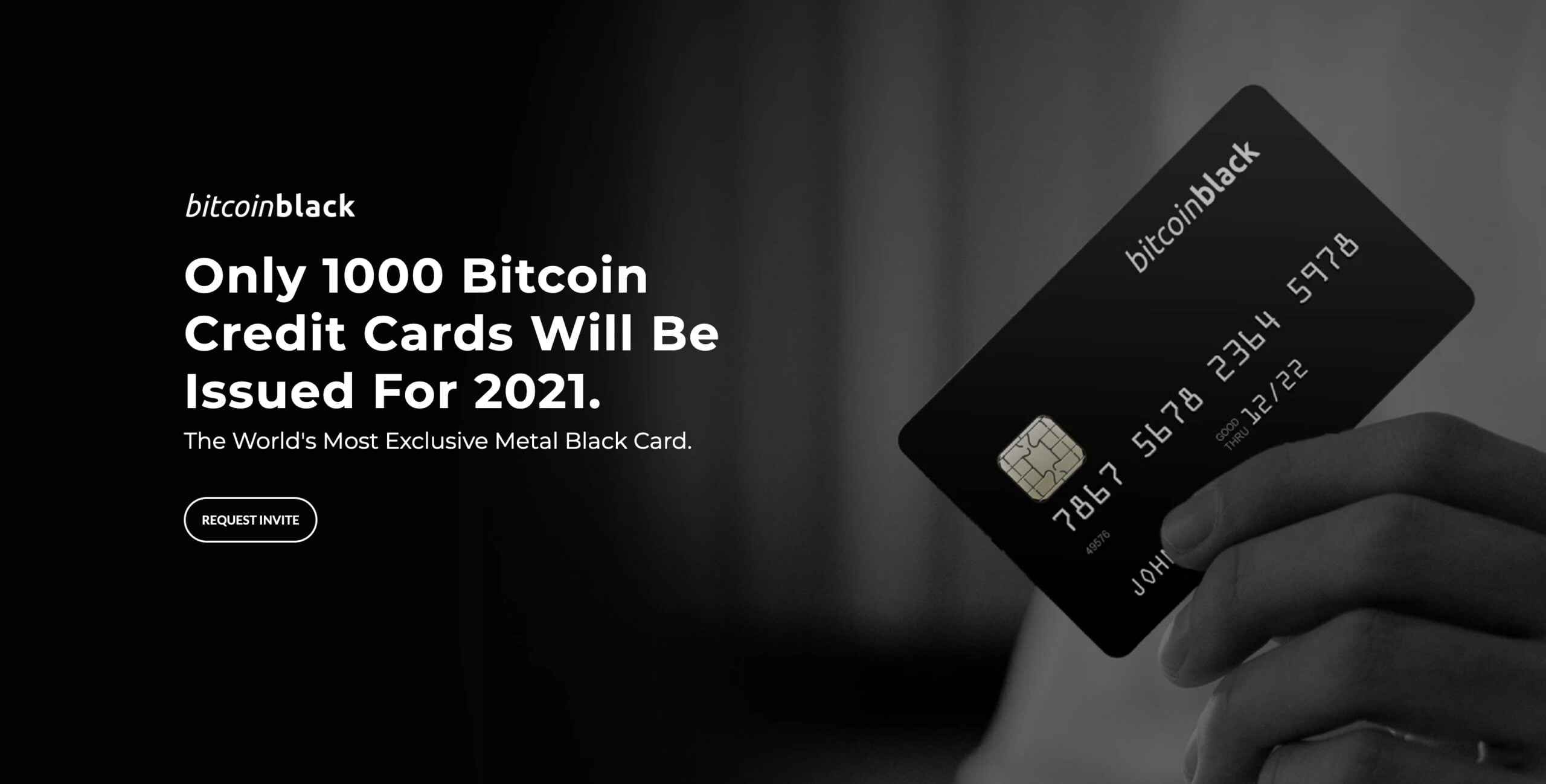 FD7 Ventures Increases Investment in BitcoinBlack, a Bitcoin Credit Card Available Worldwide