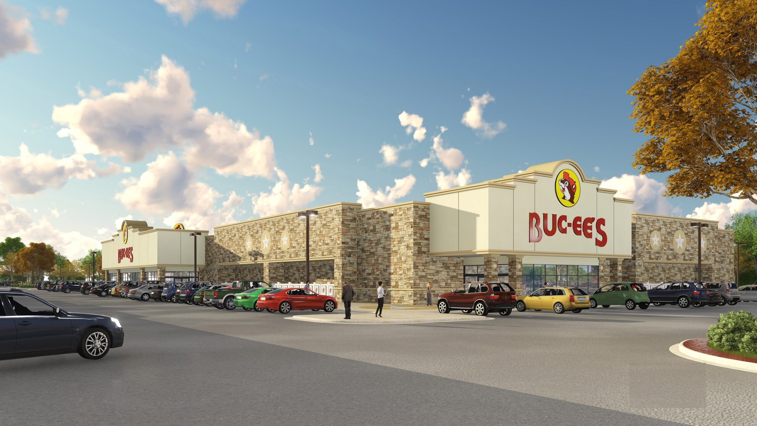 BUC-EE'S TO HOST GROUNDBREAKING CEREMONY FOR RICHMOND, KY TRAVEL CENTER APRIL 13