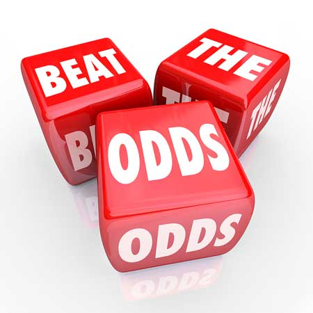 Betting on high odds