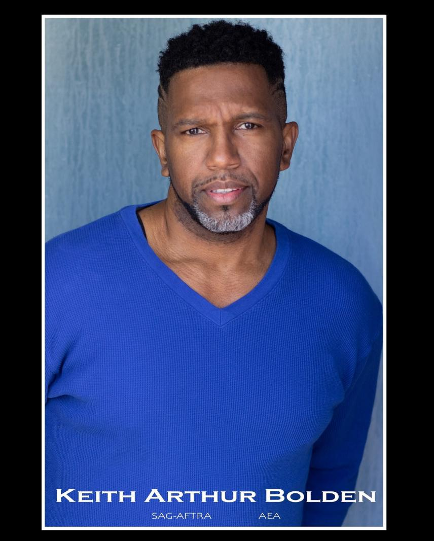 """Keith Arthur Bolden """"The Acting Professor"""" in Summer Blockbuster The Conjuring"""