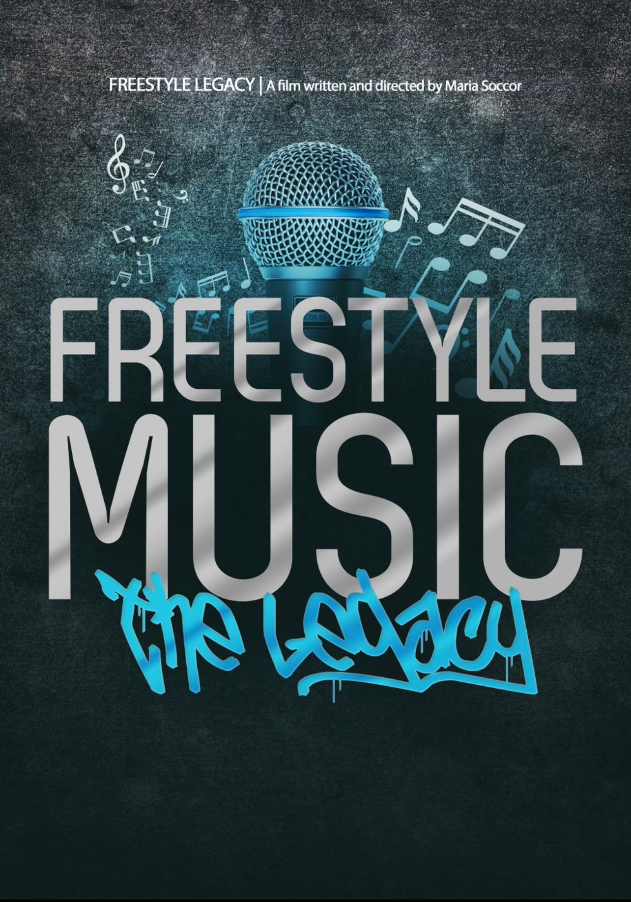 Award-Winning Director Maria Soccor Begins Production on 'Freestyle Music: The Legacy' Documentary Featuring Latin Freestyle Stars
